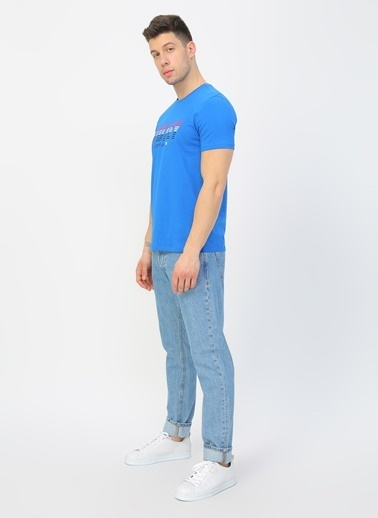 Loft Tişört Mavi